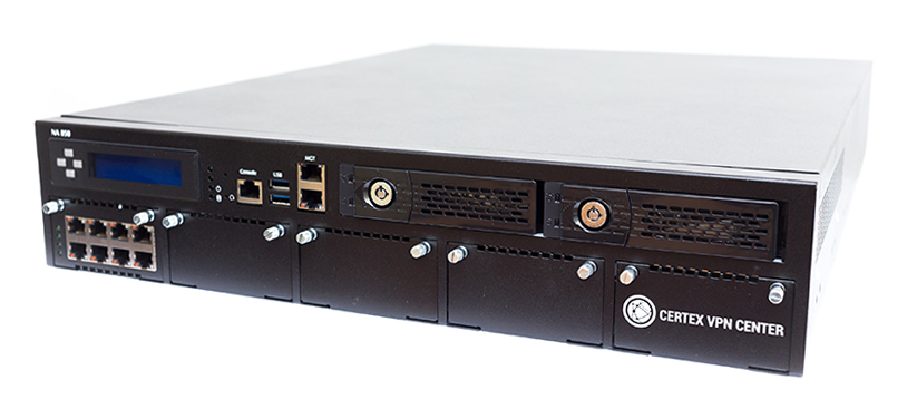 Certex VPN Center